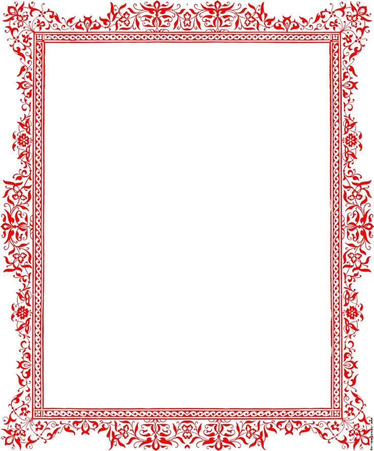 25+ unique Borders free ideas on Pinterest Vintage borders - free christmas word templates