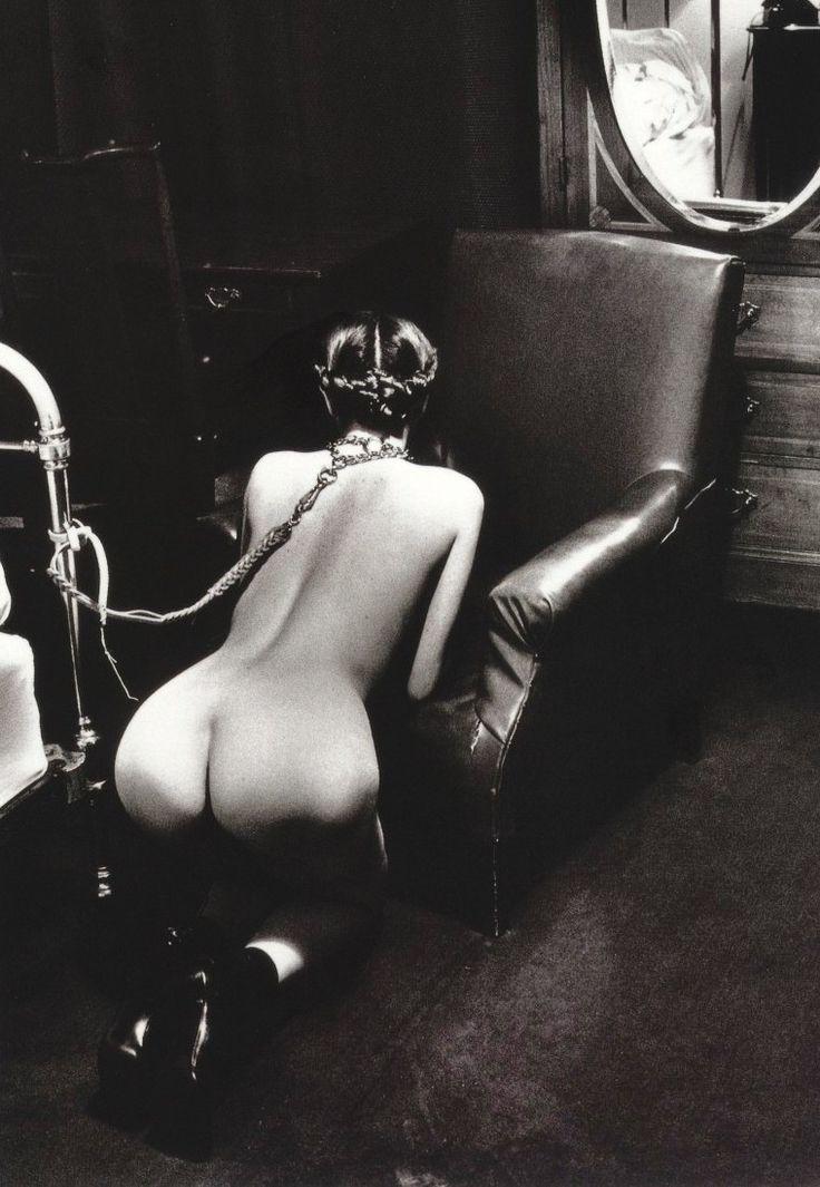 Helmut Newton, Hotel room, Place de la Republique, Paris 1976 www.fashion.net