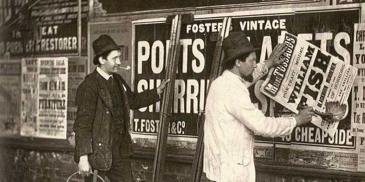 20 Pictures Of London Street Life In The 1870s...