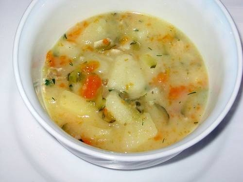 Gwizdaly Polish Pickle Soup