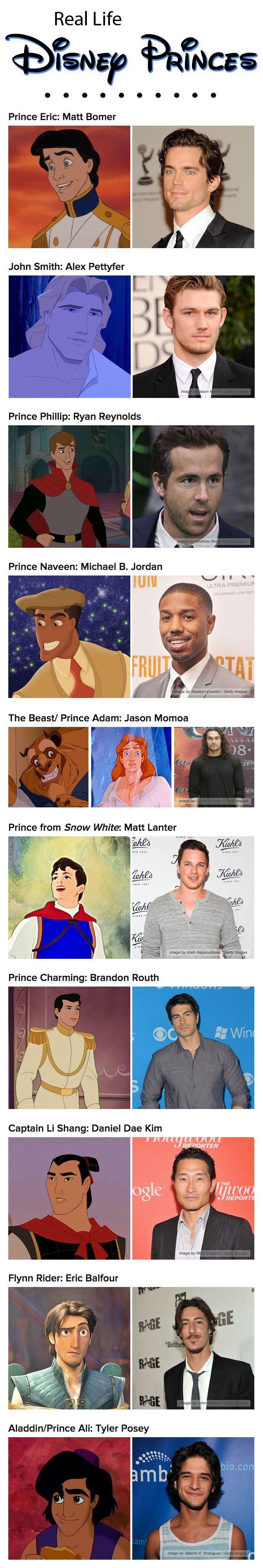 Matt boomer is my prince HOW MUCH BETTER DOES ARIEL GET?!
