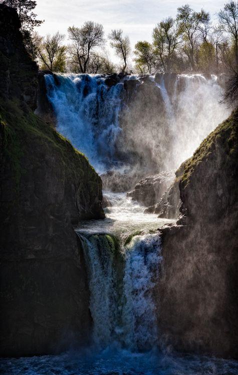 White River Falls: Celestial Gorge, Oregon
