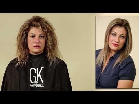 GKhair Treatment Miami Bombshell. Global Keratin Juvexin