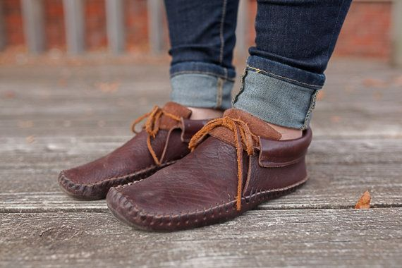 Felix & Atlas ankle boot moccasins