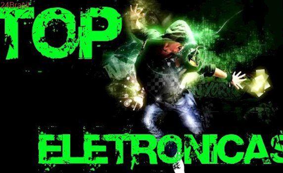 Top 50 musicas eletrônicas mais tocadas
