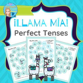 Spanish 3, el presente perfecto, present perfect, el pretérito perfecto, el pluscuamperfecto, past perfect tense, spanish perfect tenses, spanish past participles, spanish irregular past participles, Spanish game, Spanish speaking activity, **********************************************