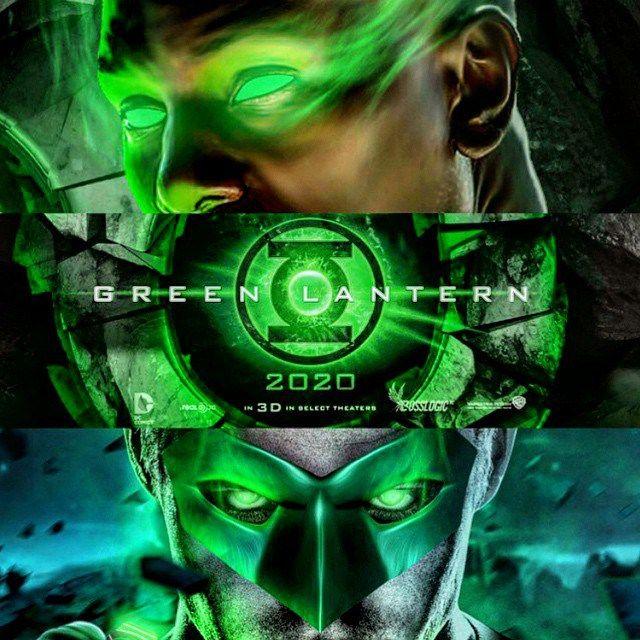 Green Lantern Reboot Coming   The Man Cave