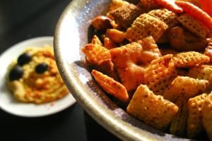 The 'Real Original' Chex Party Mix Recipe
