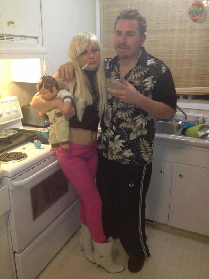 Trailer Park Boys. Couples costume. Amazing.
