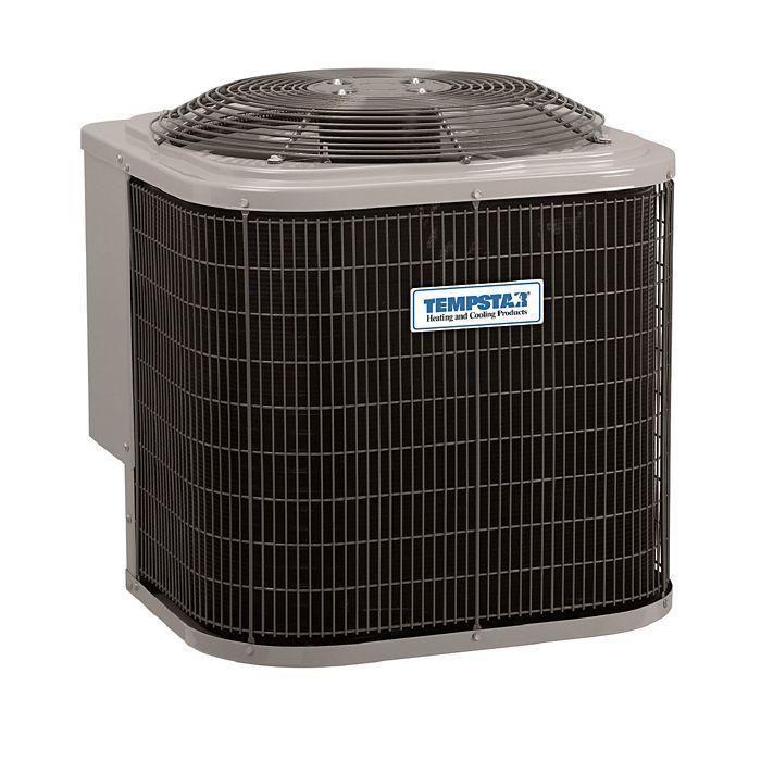 Tempstar N4h430gkg 2 1 2 Ton 14 Seer Heat Pump Condenser R410a Heat Pump Hvac Equipment Condensation