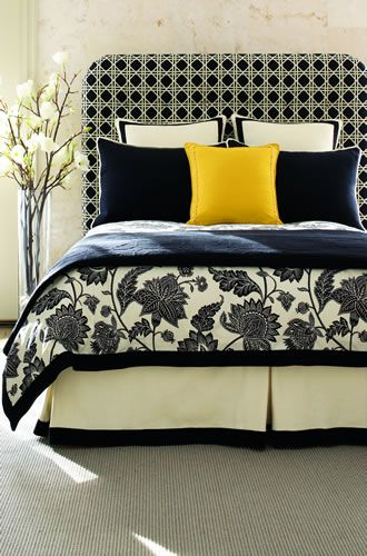 Black White And Yellow Bedroom 92 best yellow/black/white/gray rooms images on pinterest