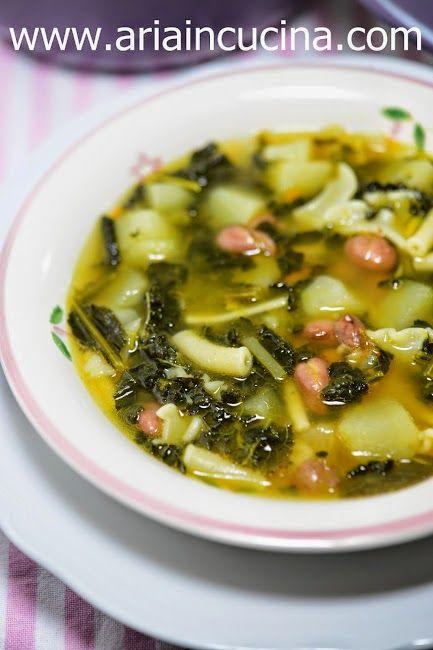 Blog di cucina di Aria: piatti vegetariani