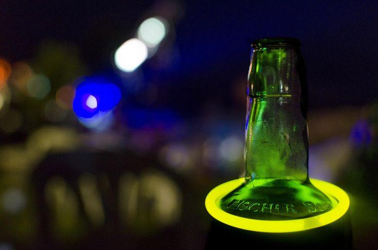 a concert bottle