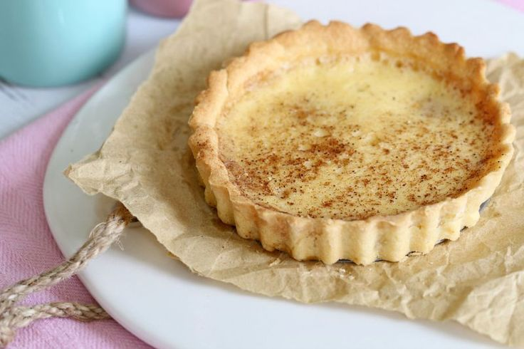 These Bakery Style Vanilla Custard Tarts will bring back so many delicious childhood memories. And they're SO simple to make!
