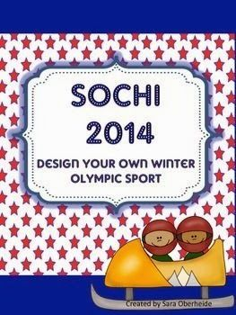 Activities to Celebrate the Winter Olympics with your Kids