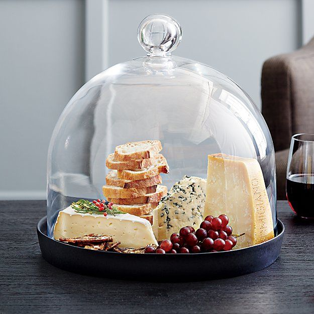 """From chip and dip bowls to cake pedestals, platters and punch bowls, Crate and Barrel puts the """"special"""" in specialty serveware. Order online."""