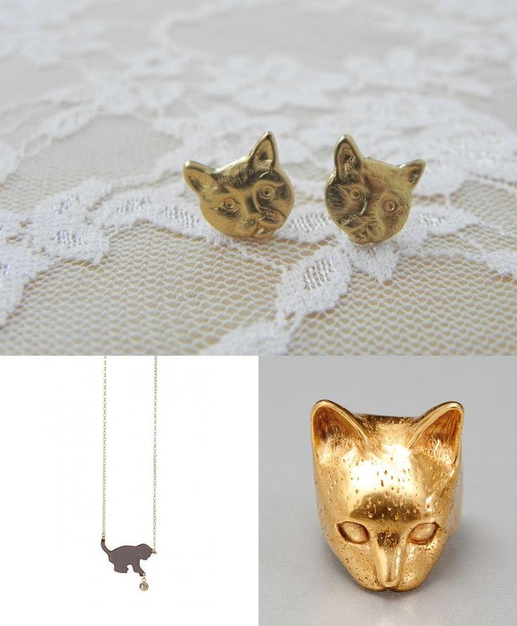 36 regali retrò per gli amanti dei gatti | Rosso Antico