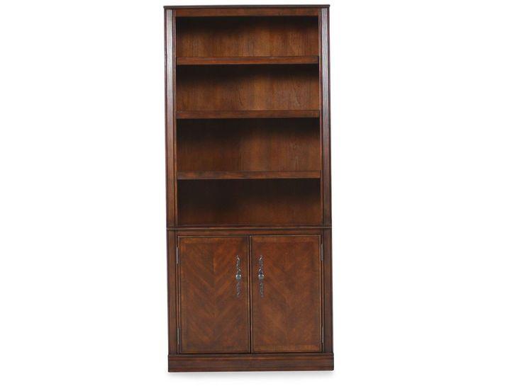 Ashley Hamlyn Door Bookcase | Mathis Brothers Furniture