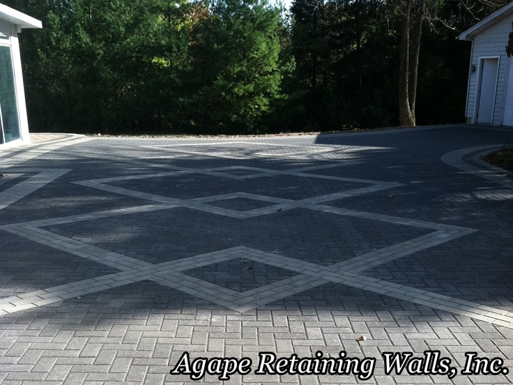 Concrete Cobble Street : Best images about driveways on pinterest stamped