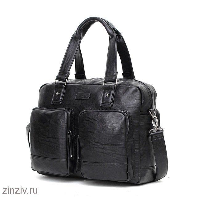 """Мужской портфель для ноутбука 14"""""""