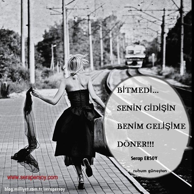 ''Senin Gidişin'' Serap Ersoy (Ruhum Güneşten)  www.serapersoy.com