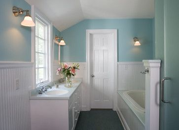 Cape cod decorating cape cod style house design ideas for Cottage bathroom ideas renovate