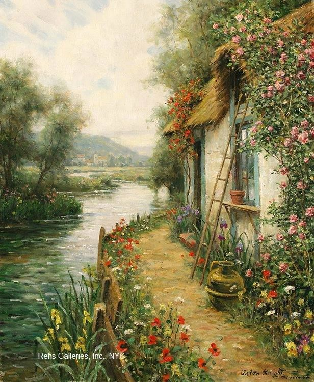 Louis Aston Knight.