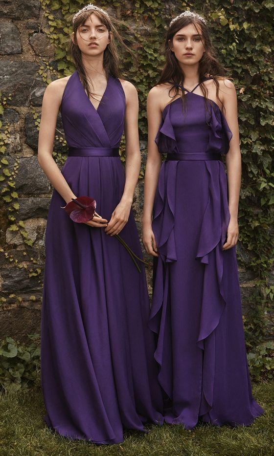 328 best Purple Wedding images on Pinterest | Casamento, Color ...
