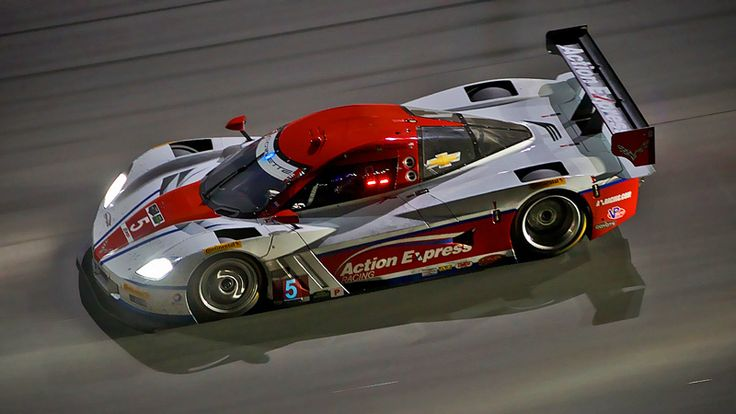 2014 Daytona 24 Hour Race Results