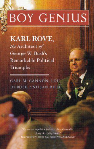 Boy Genius - Karl Rove Sweden, 38, 28, WA 10