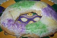 King Cakes! Love those New Orleans sweet treats! Link up