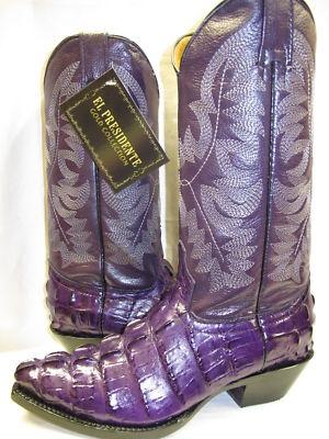 Womens   Alligator Shoes