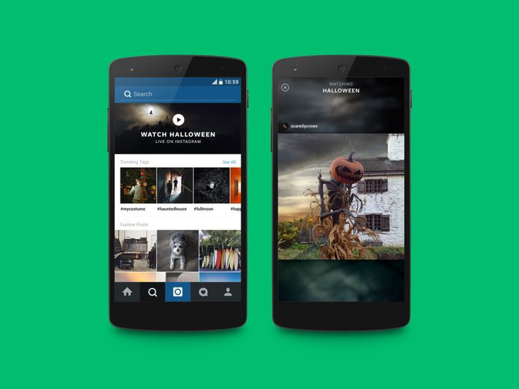 Instagram takes on Twitter and Snapchat with a new video channel for realtime news and entertainment.