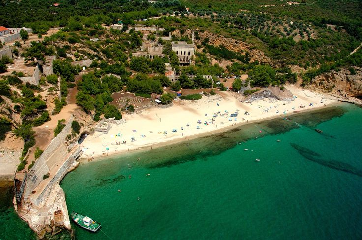 Metallia Beach, Thassos Island
