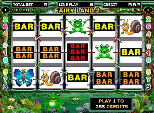 Fairy Queen Описание Игрового Автомата