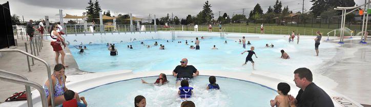 Kandle Pool > Metro Parks Tacoma  New Wave Pool in Tacoma