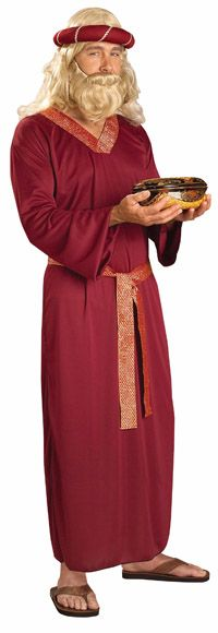 40 best bible costumes images on pinterest birthdays goddesses burgundy wise man costume christmas costumes solutioingenieria Choice Image