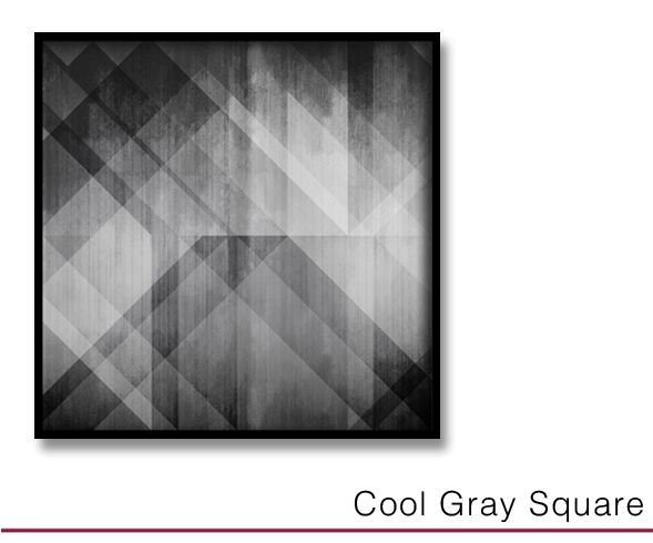 Cool Gray Square