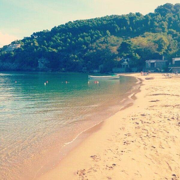 Spiaggia del Porto,Palinuro ♡
