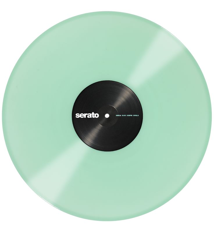 Serato Performance Series Pair Glow In The Dark Performance Series 12 Vinyl Serato Com Album Design Inspiration Glow In The Dark Album Cover Design