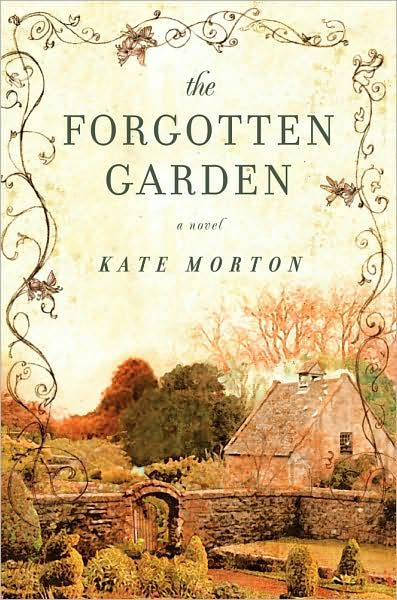 I just finished reading this (thanks sarah!) & can't stop drinking tea:-). Multi-generational mystery set in Australia & England. Fairly lengthy book that only took 3 days to read by a mother of a 2 year = very good book:-)
