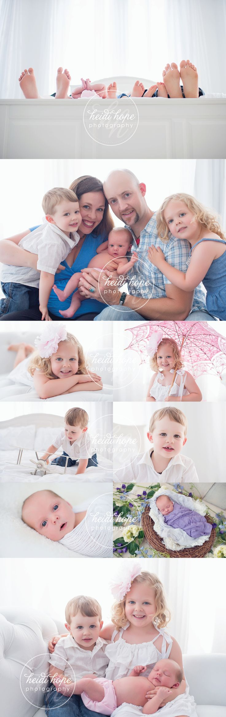 Family and newborn session!  #family #newborn #allsmiles