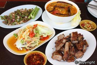 Mmm I love Thai food :)