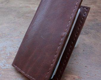 Leer Folio lederen aktetas Ipad Case A4 door TheDelicateUtility