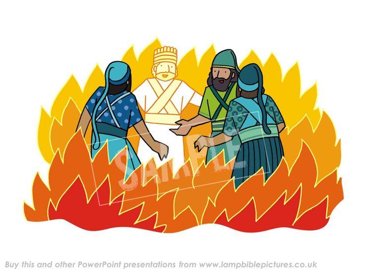 59 best Bible - Fiery Furnace images on Pinterest   Bible ...