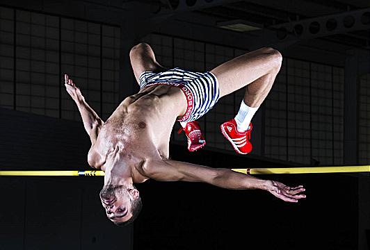 Robbie Grabarz - Team GB High Jump