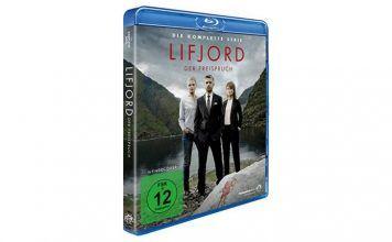 [Vorbestellen]  Lifjord  Der Freispruch  Staffel 12 (4 Blu-rays) (exklusiv bei Amazon.de) [Limited Edition]