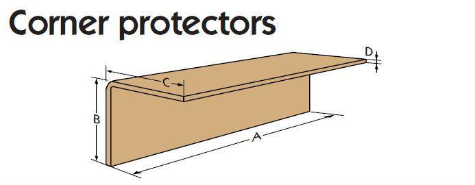نتيجة بحث الصور عن شركات صناعة زوايا الكرتون المضغوط Edge Protectors Protector Corner Protectors
