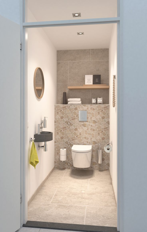 Best 32 Badkamer images on Pinterest | Bathroom, Bathrooms and Half ...