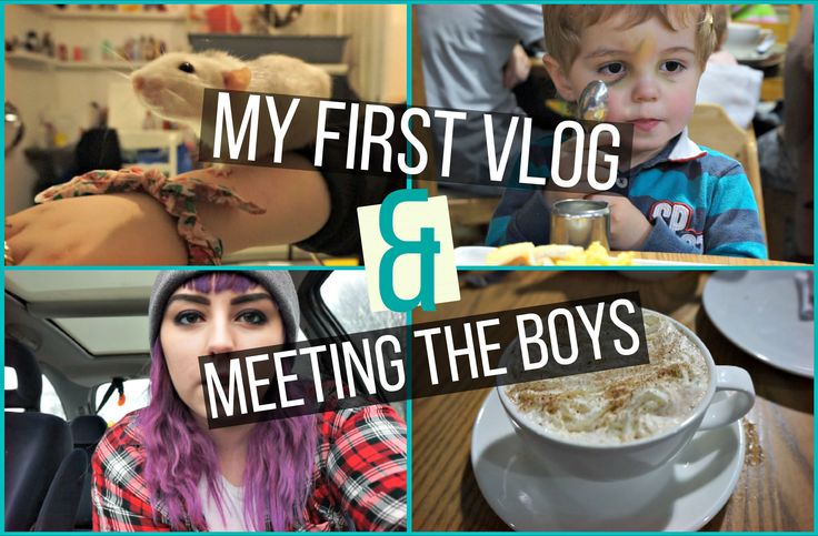 | MY FIRST VLOG & MEETING THE BOYS! | CharldeeVlogs